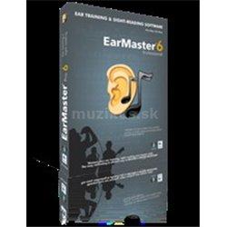 EarMaster EarMaster 6 UG na 10 PC z School 5 Site