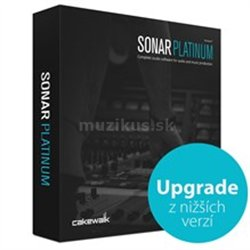 Cakewalk SONAR Platinum Retail Redemption Upgrade