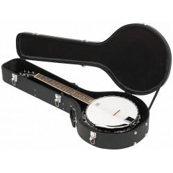 Warwick puzdro na banjo Black Tolex