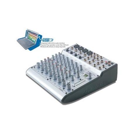 Alesis Multimix8USB /mixážny pult/