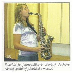 Jindřich Pachta - hudební nástroje (pexeso)