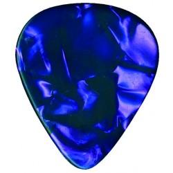 Dimavery Plektrum 0,71mm Perleffekt viol., 12 ks v balení