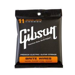 GIBSON Brite Wires G-700ML