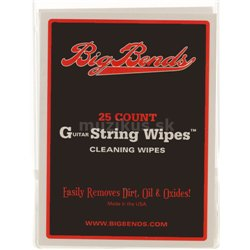 BIG BENDS String Wipes 25