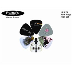 PERRIS LEATHERS Pink Floyd Picks II