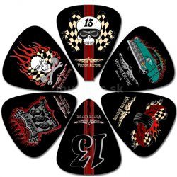 PERRIS LEATHERS Vulture Kulture Picks III