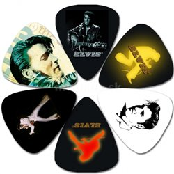 PERRIS LEATHERS Elvis Presley Picks III