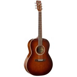 ART &amp LUTHERIE Folk Cedar Antique Burst LH