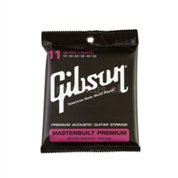 GIBSON Masterbuilt premium 80/20 BRS11