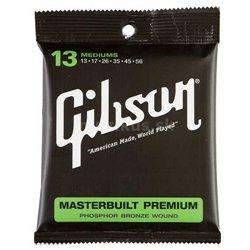 GIBSON Masterbuilt premium phosphor bronze MB13