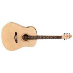SEAGULL Excursion Natural Solid Spruce SG Isys t