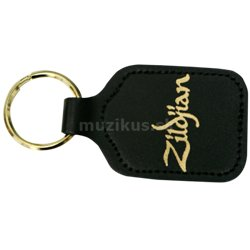 ZILDJIAN Leather Key Fob