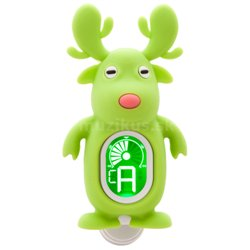 SWIFF Green Reindeer