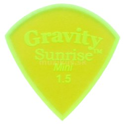 GRAVITY PICKS Sunrise 1.5 MM