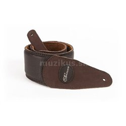 NORMAN Brown Padded Suede