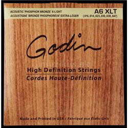 GODIN Strings Acoustic Guitar XLT