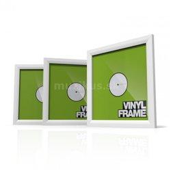 GLORIOUS Vinyl Frame WH