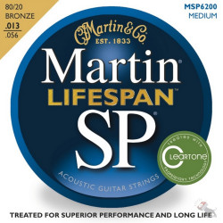 Martin Strings SP Lifespan MSP 7050