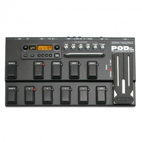 LINE6 POD XT-Live /gitarový multiefekt/