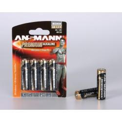 Ansmann Alkaline Premium Mignon AA - 4 blister