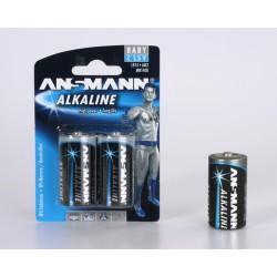 Ansmann Alkaline Baby C - 2 blister
