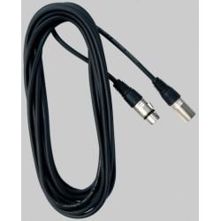 Warwick RCL 30306 D6 - mikrofon kábel XLR(F)-XLR(M) 6m
