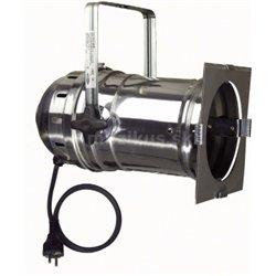 Reflektor PAR 64 silver W/BR