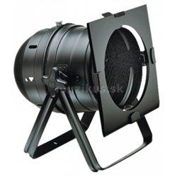 Reflektor PAR 64 CL1 black sho (D.T.S.)