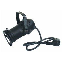 Reflektor PAR 16 GU-10 black