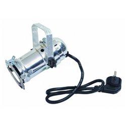 Reflektor PAR 16 GU-10 silver