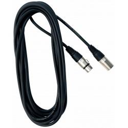 Warwick RCL 30310 D6 -mikrofonkabel XLR(F)-XLR(M) 10m