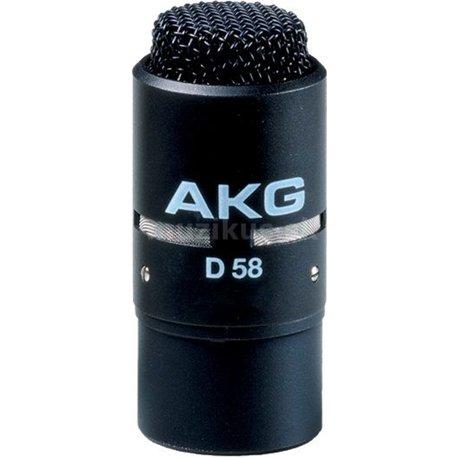 AKG D58 E black