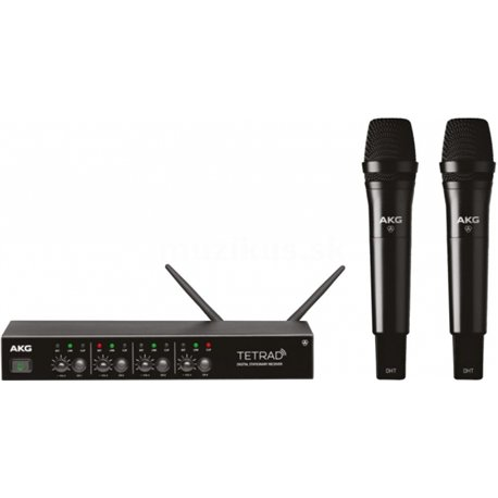 AKG DMS Tetrad Vocal P5 10m
