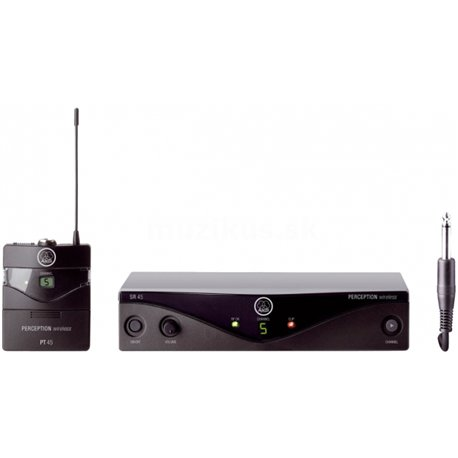 AKG Perception WMS45 Wireless Instrument Set - U2