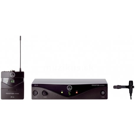 AKG Perception WMS45 Wireless Presenter Set - U2