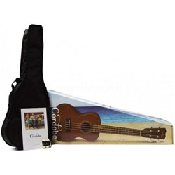 CORDOBA UP100 Ukulele Set - Natural