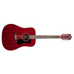 GUILD D-125 Cherry Red