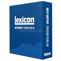 LEXICON MPX Native Reverb Plug-in