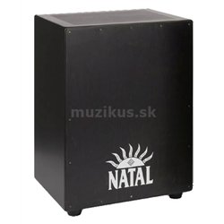 NATAL DRUMS Cajon XL - Black