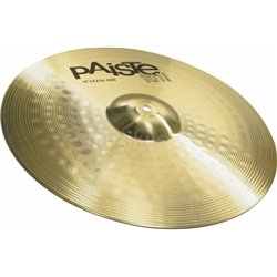 PAISTE 101 Brass- Crash/Ride 18""