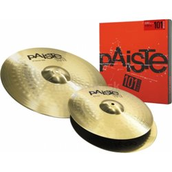 PAISTE 101 Brass Essential Set