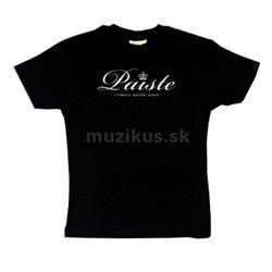 PAISTE Dámské tričko Silver - S