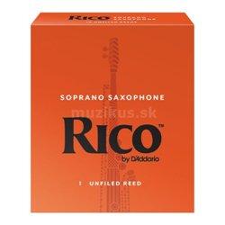 RICO RIA1015 Soprano Saxophone Reed 1.5 - 1 ks