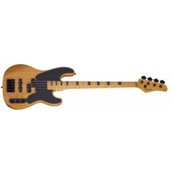 SCHECTER Model-T Session-4 Aged Natural Satin