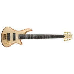SCHECTER Stilleto Custom 6, Rosewood Fingerboard - Natural