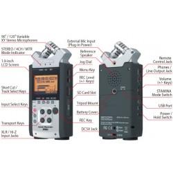 Zoom H 4 N - prenosný rekordér
