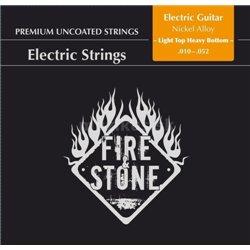 Fire&Stone Struny pro E-kytaru Slitina niklu Light Top Heavy Bottom