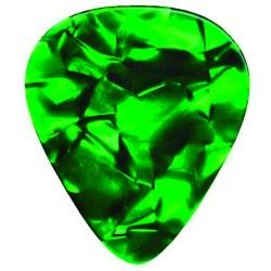 Dimavery trsátko 0,46mm, zelená perleť, 12ks v balení