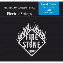 Fire&Stone Struny pro E-kytaru Slitina niklu
