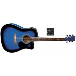 E – akustická kytara vgs D-10 CE